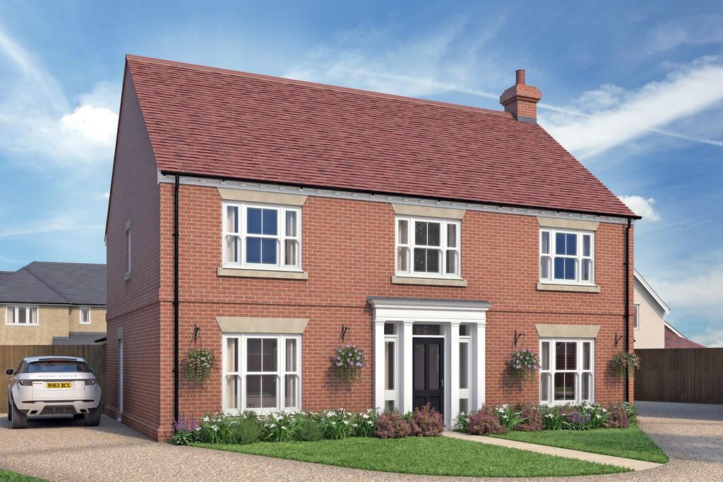 4 Bedrooms Detached House for sale in Plot 60 - Summers Parks, Cox's Hill, Lawford, CO11 2EN