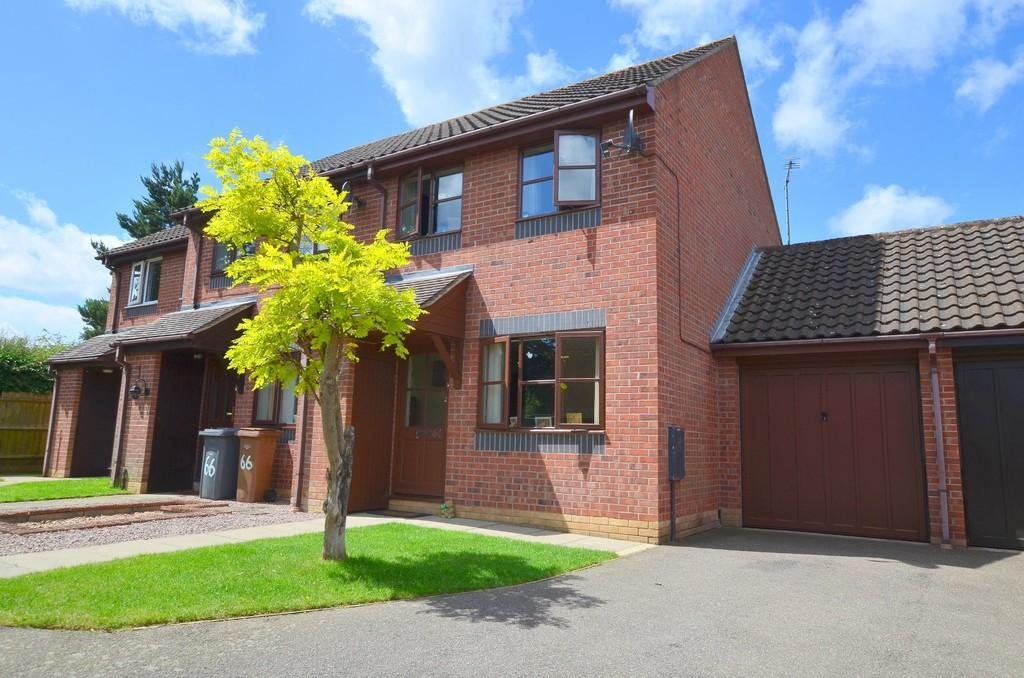 2 Bedrooms End Of Terrace House for sale in Dewar Lane, Kesgrave