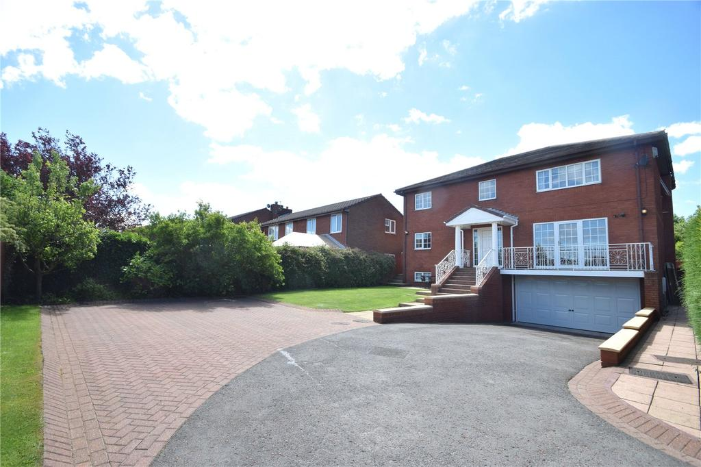 4 Bedrooms Detached House for sale in Dalton Heights, Seaham, Co Durham, SR7