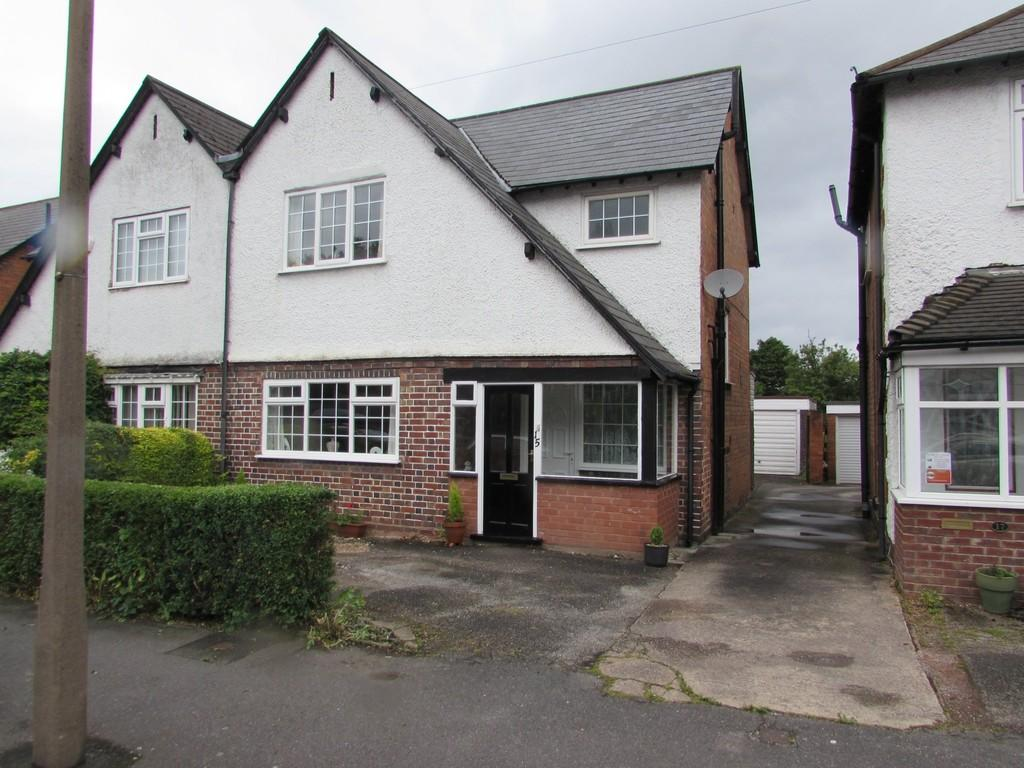 3 Bedrooms Semi Detached House for sale in Castle Lane, Solihull