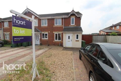 3 bedroom semi-detached house to rent - Darien Way, Thorpe Astley