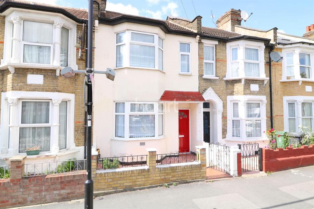 3 Bedrooms Terraced House for sale in Coleridge Road, Walthamstow