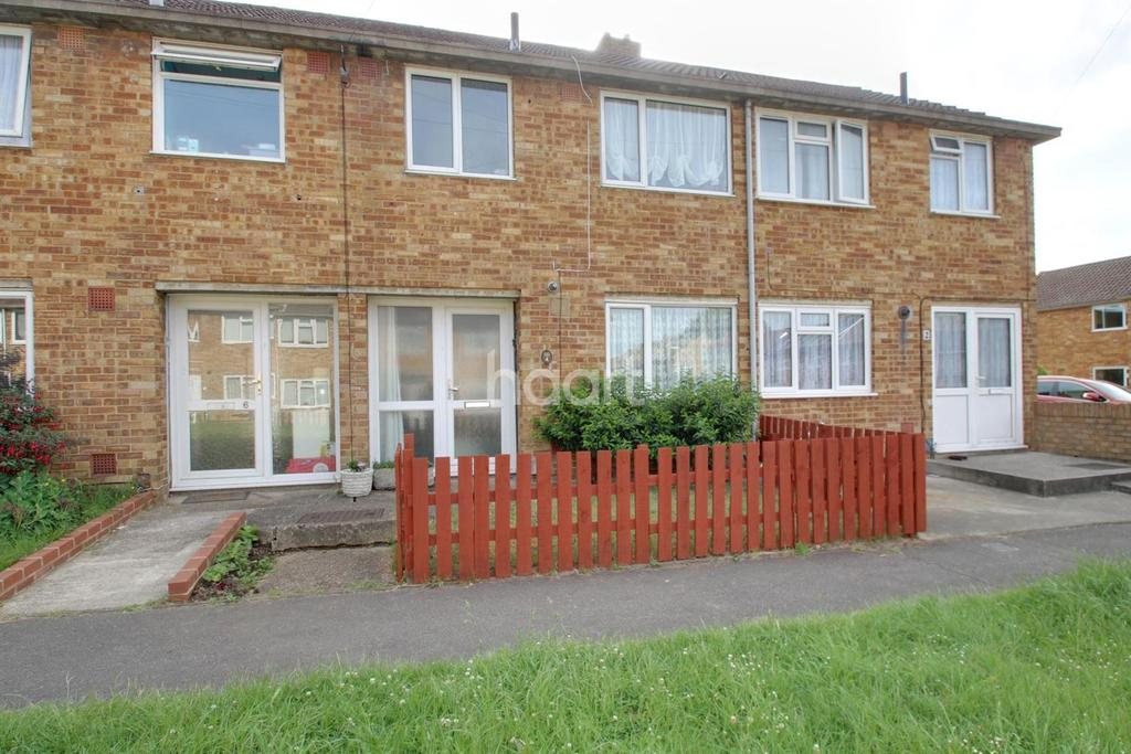 2 Bedrooms Terraced House for sale in Honeysuckle Close, Walderslade