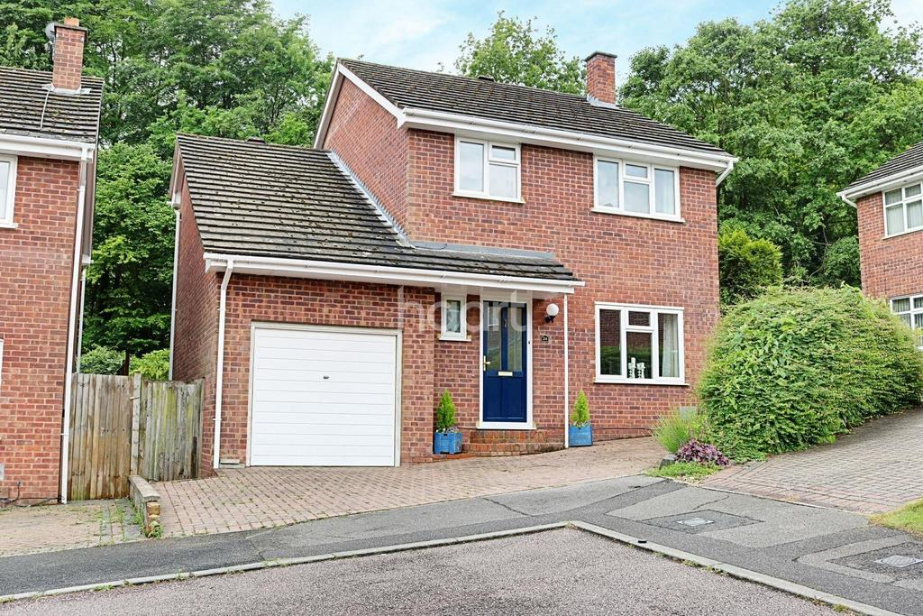 4 Bedrooms Detached House for sale in Tufa Close, Walderslade Woods