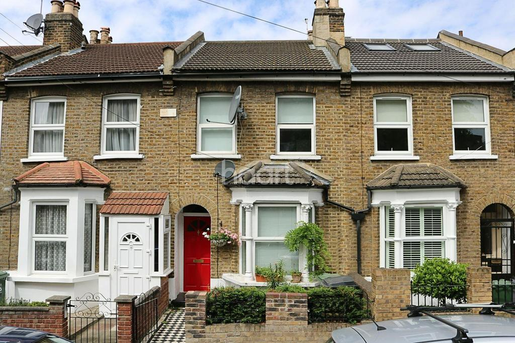 2 Bedrooms Terraced House for sale in Cobden Road, Leytonstone