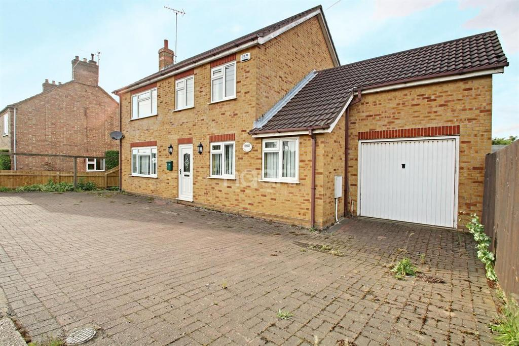 3 Bedrooms Detached House for sale in March Road, Friday Bridge