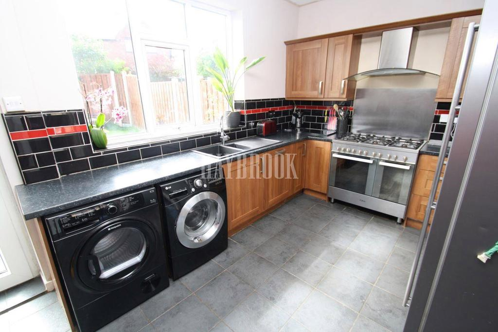 2 Bedrooms End Of Terrace House for sale in Ridgeway Drive, Gleadless, S12