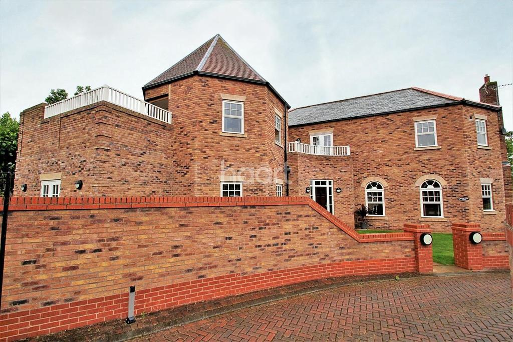 5 Bedrooms Detached House for sale in Bridge lane court, Bawtry