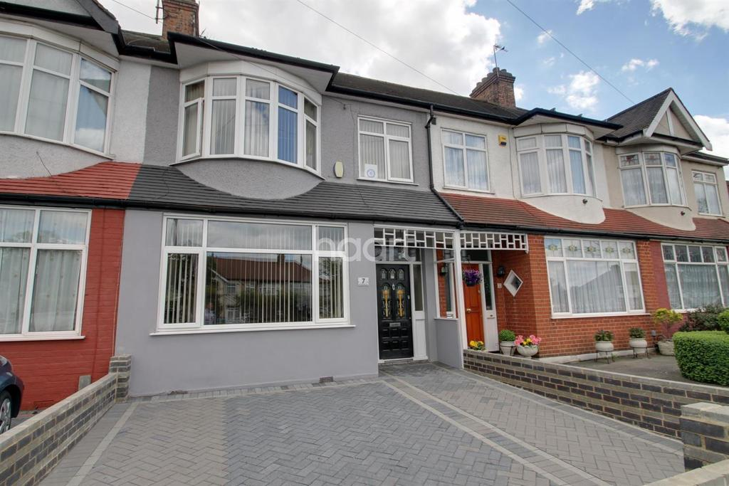3 Bedrooms Terraced House for sale in Orchard Terrace, Enfield