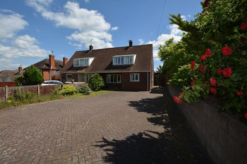3 Bedrooms Semi Detached Bungalow for sale in Lincoln Road, Lincoln