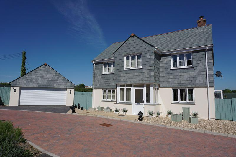 4 Bedrooms Detached House for sale in Morwenna Park, Kilkhampton