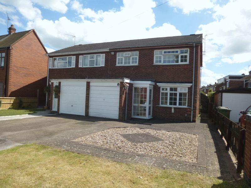 3 Bedrooms Semi Detached House for sale in Smorrall Lane, Bedworth
