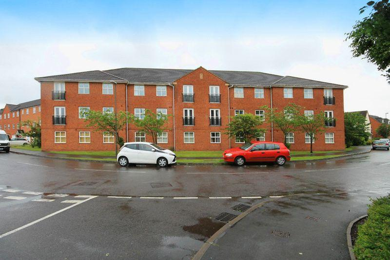 1 Bedroom Apartment Flat for rent in LYNMOUTH HOUSE, WELLAND ROAD, HILTON