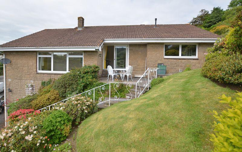 3 Bedrooms Detached Bungalow for sale in Manor Drive, Chagford