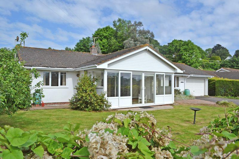 3 Bedrooms Detached Bungalow for sale in Lower Way, Harpford