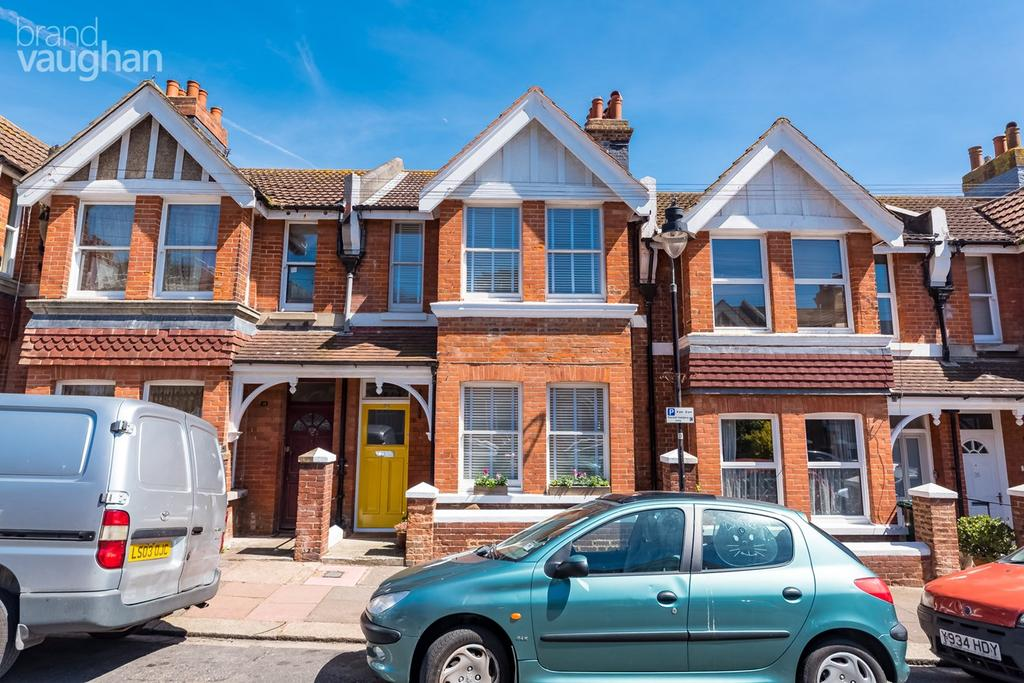 3 Bedrooms Terraced House for sale in Tillstone Street, Brighton, BN2