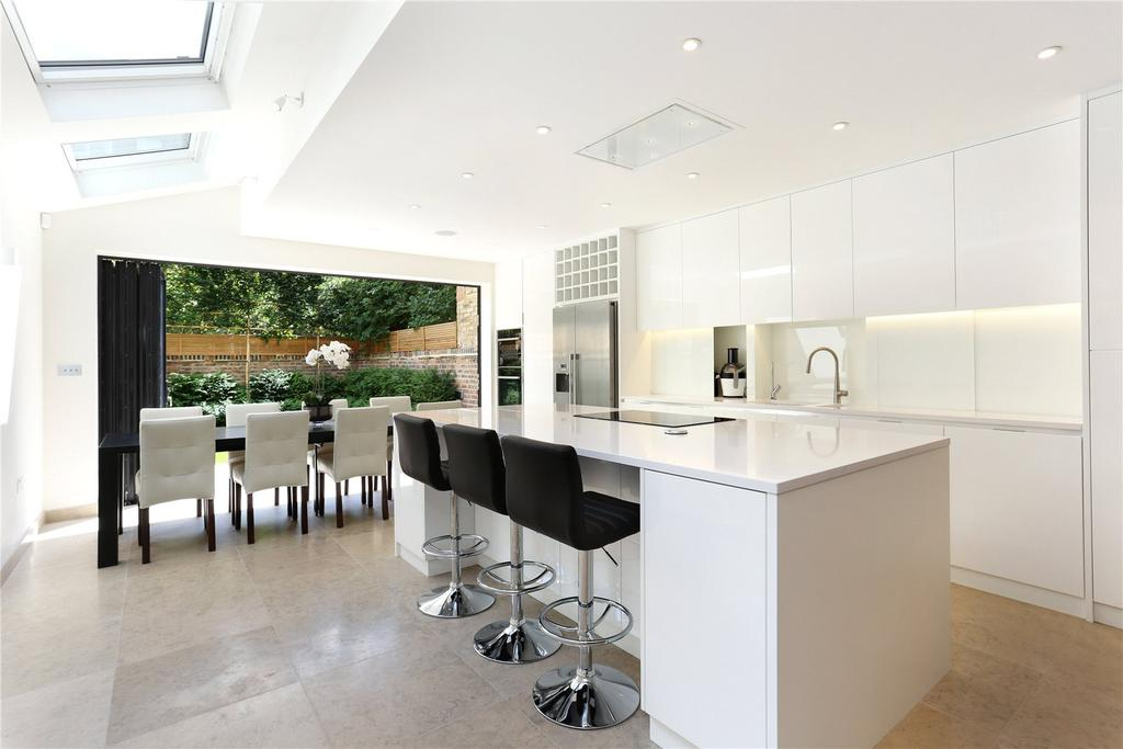 5 Bedrooms Terraced House for sale in Racton Road, Fulham, London, SW6