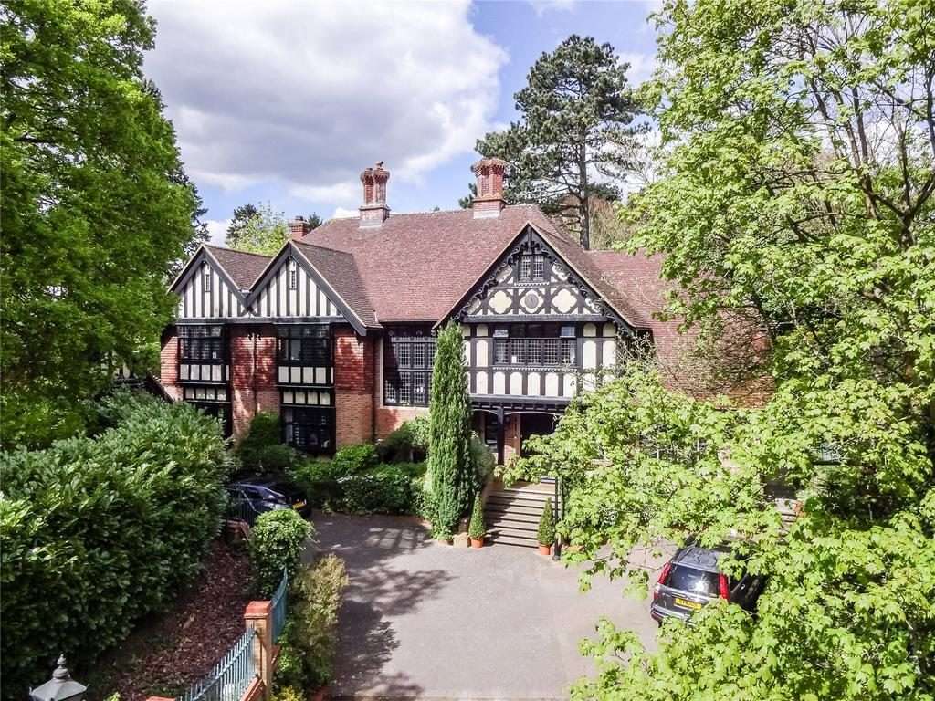6 Bedrooms Detached House for sale in Berks Hill, Chorleywood, Rickmansworth, Hertfordshire, WD3