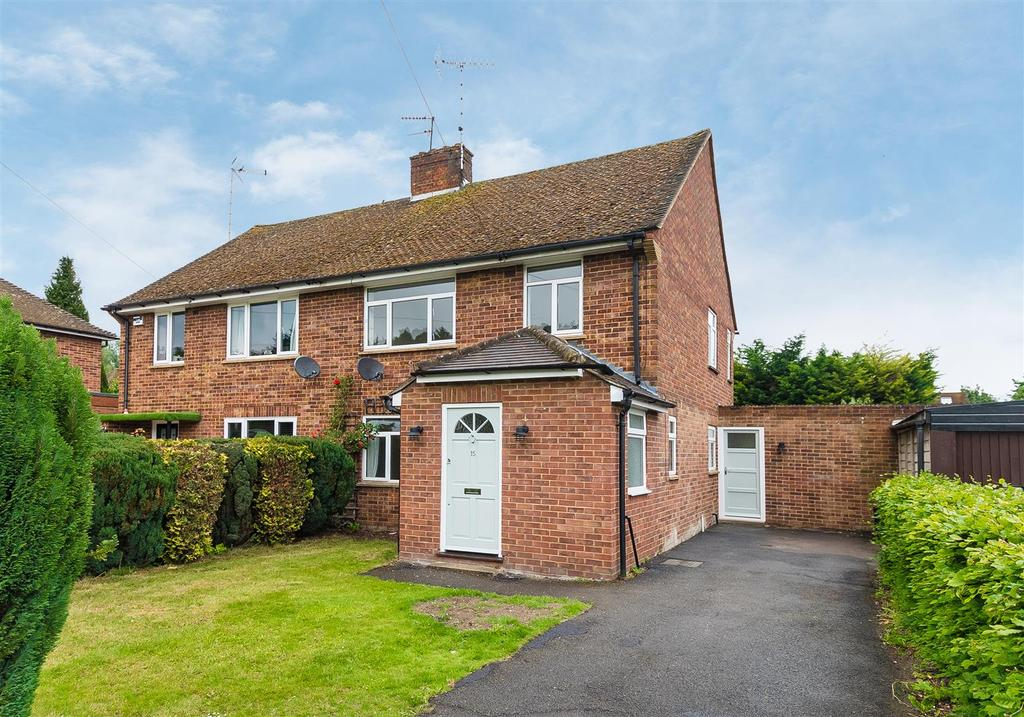 3 Bedrooms Semi Detached House for sale in Boundary Place, Wooburn Green