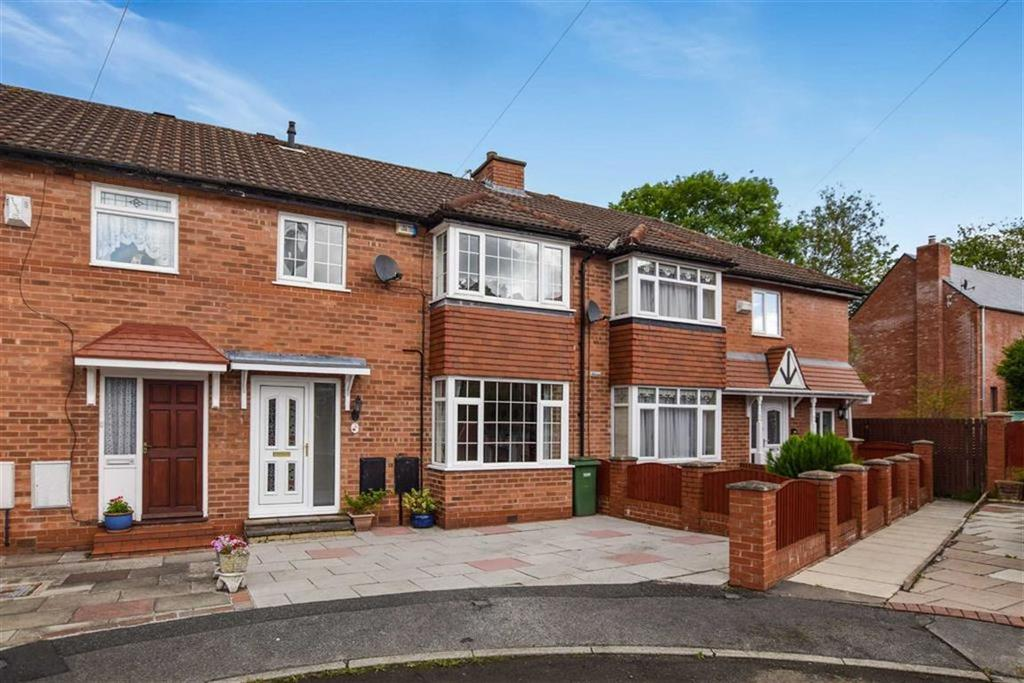 3 Bedrooms Terraced House for sale in Tadman Grove, Altrincham, Cheshire, WA14