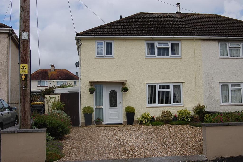 3 Bedrooms Semi Detached House for sale in Woodfield Road, Llandybie, Ammanford