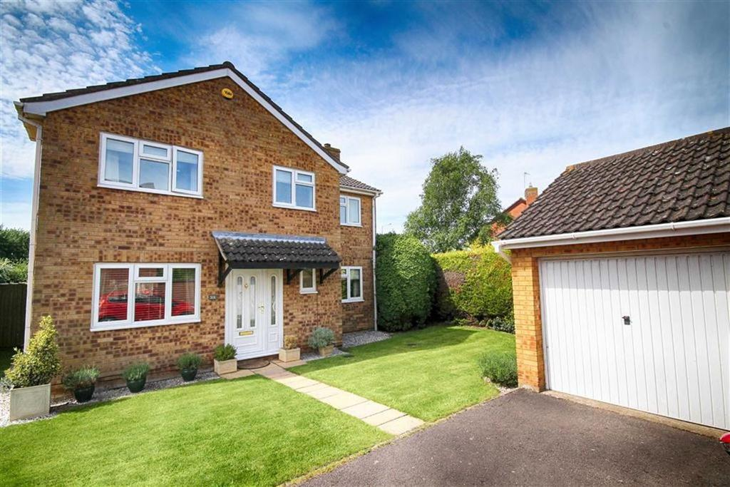 4 Bedrooms Detached House for sale in Glyndthorpe Grove, Up Hatherley, Cheltenham, GL51