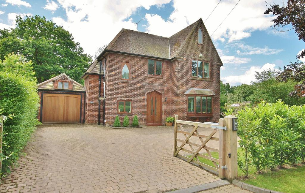 5 Bedrooms Detached House for sale in Moss Lane, Styal
