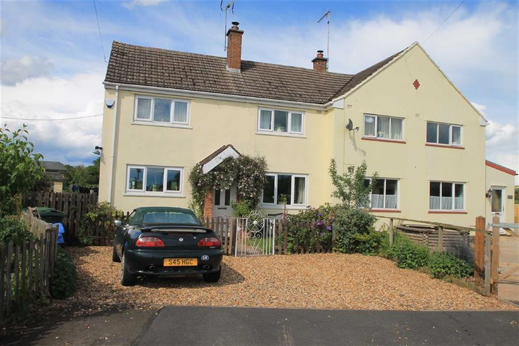 3 Bedrooms Semi Detached House for sale in Paddockside, Middleton, Ludlow