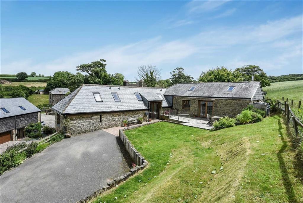 4 Bedrooms Detached House for sale in Sorley, Kingsbridge, Devon, TQ7