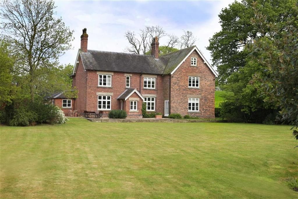 6 Bedrooms Country House Character Property for sale in Deans Lane, Balterley, Cheshire