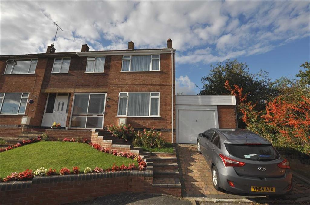 3 Bedrooms Semi Detached House for sale in Hillcrest, Cubbington, Leamington
