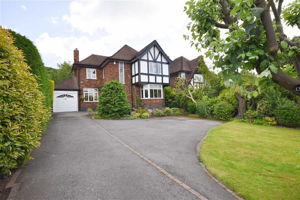 3 Bedrooms Detached House for sale in Loughborough Road, Ruddington