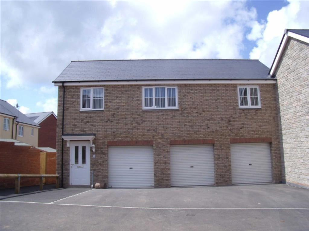 1 Bedroom Apartment Flat for sale in Shutewater Orchard, Bishops Hull, Taunton, Somerset, TA1