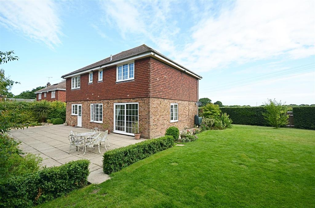4 Bedrooms Detached House for sale in Stocks Road, Wittersham