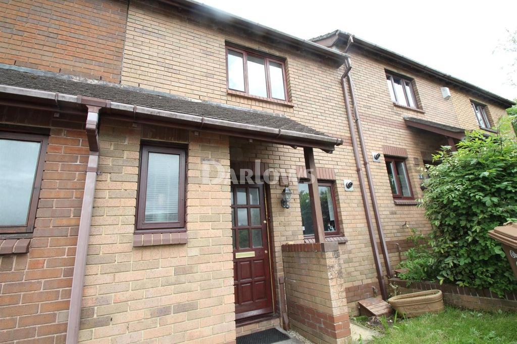 2 Bedrooms Terraced House for sale in Heol Ysgubor, Castle View