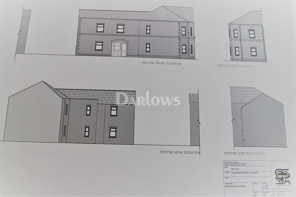 Land Commercial for sale in Land at Railway Street, Splott, Cardiff