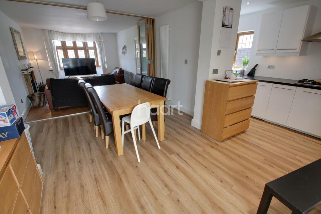 4 Bedrooms Detached House for sale in Blaby Road, Enderby, Leicestershire