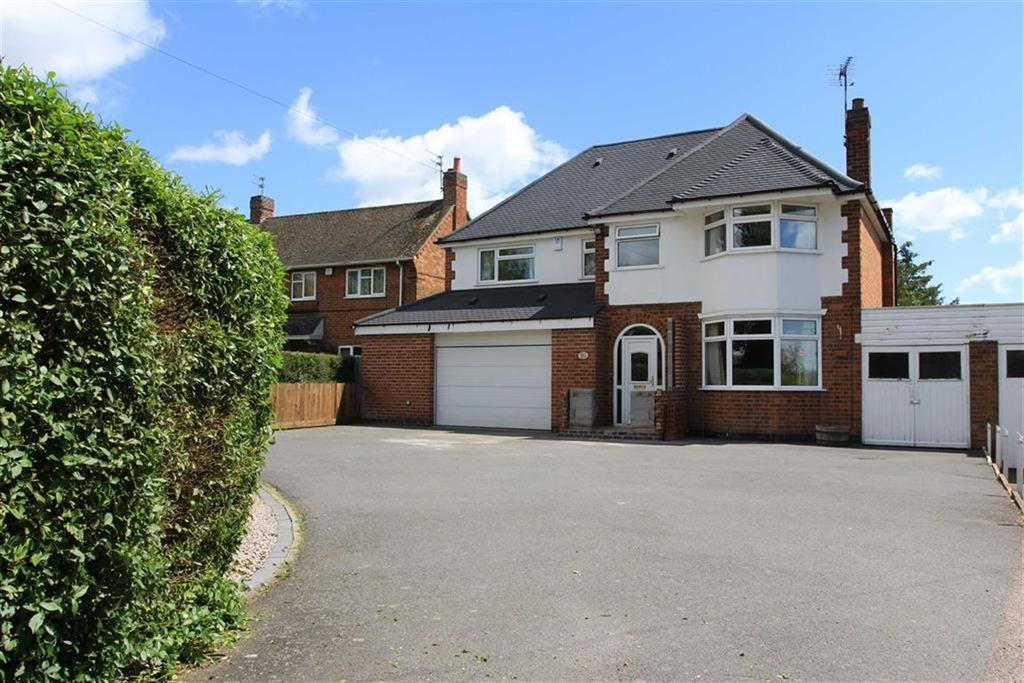 3 Bedrooms Detached House for sale in Station Lane, Scraptoft, Leicestershire