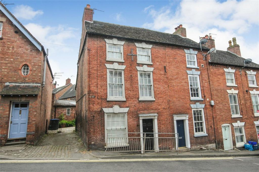 3 Bedrooms End Of Terrace House for sale in Buxton Road, Ashbourne, Derbyshire