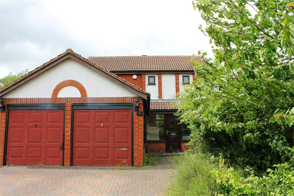 4 Bedrooms Detached House for sale in Neath Hill, MILTON KEYNES, Buckinghamshire