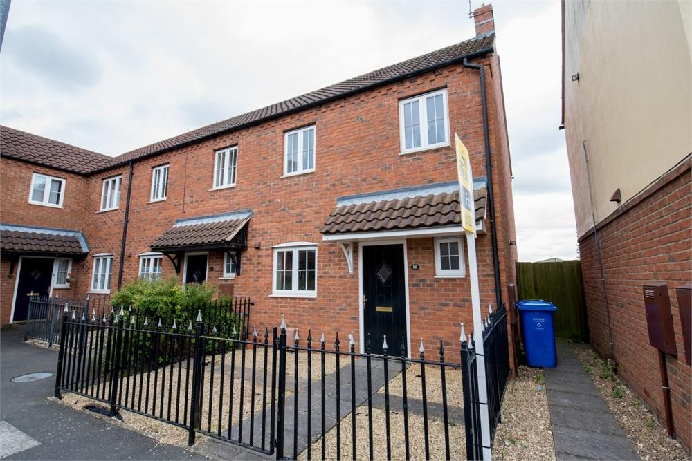 3 Bedrooms End Of Terrace House for sale in The Old Dairy, Boston, Lincolnshire