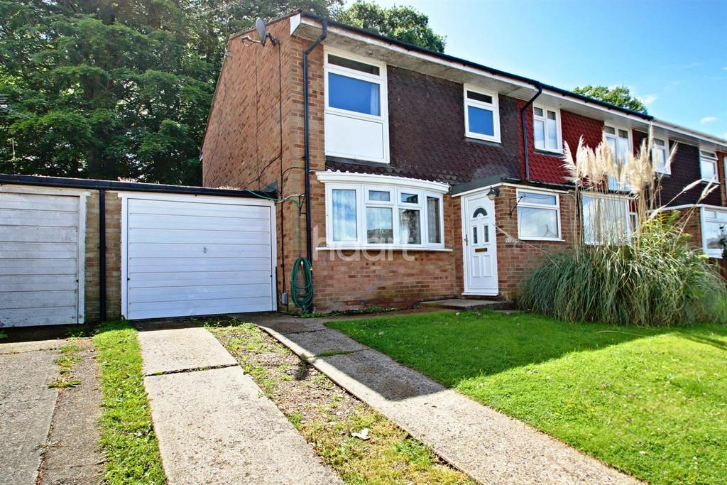 4 Bedrooms End Of Terrace House for sale in Abinger Drive, Lords Wood