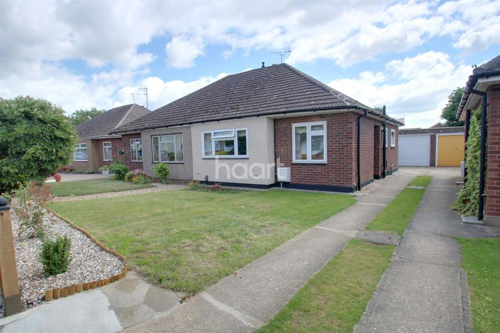 2 Bedrooms Bungalow for sale in Rose Avenue, Stanway, CO3
