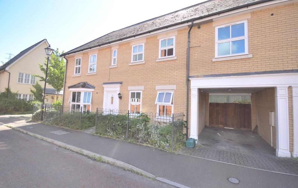 2 Bedrooms Maisonette Flat for sale in Waterside Lane, Colchester, CO2 8HZ