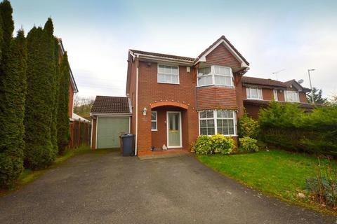4 bedroom detached house to rent - Sworder Close, Luton, Bedfordshire, LU3 4BJ