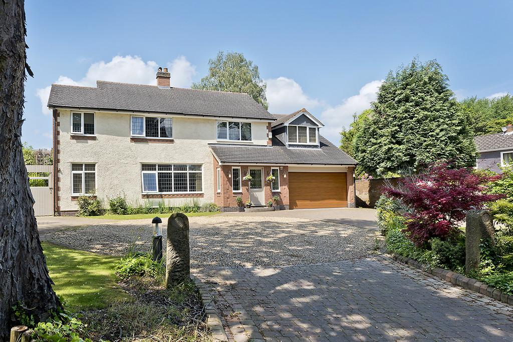 5 Bedrooms Detached House for sale in Moor Hall Drive, Sutton Coldfield