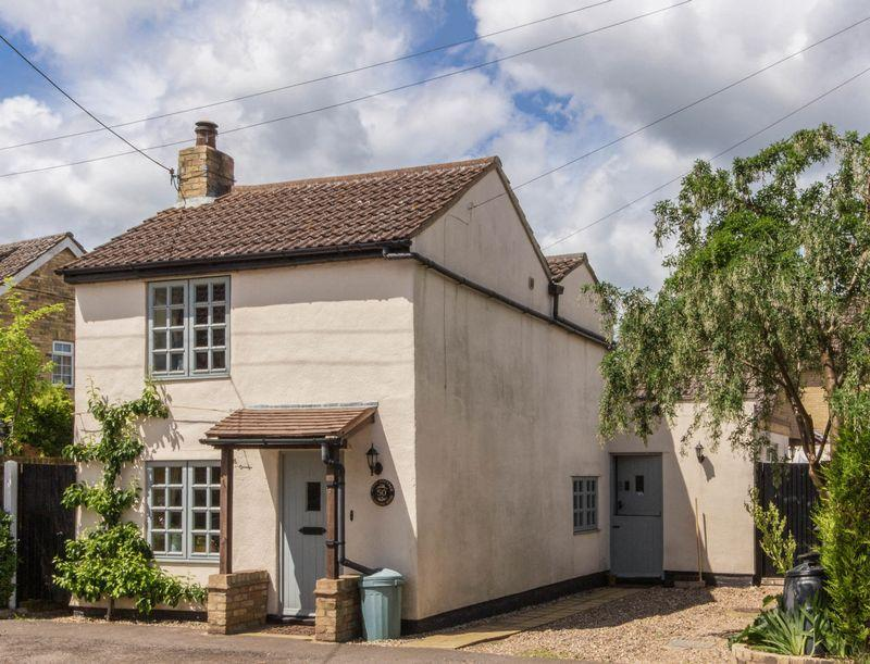 2 Bedrooms Detached House for sale in Aldreth Road, Haddenham