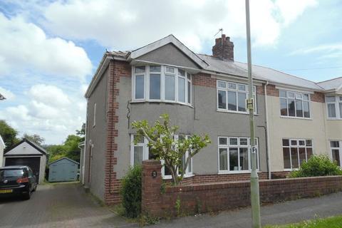 3 bedroom semi-detached house to rent - Priory Avenue Bridgend CF31 3LR