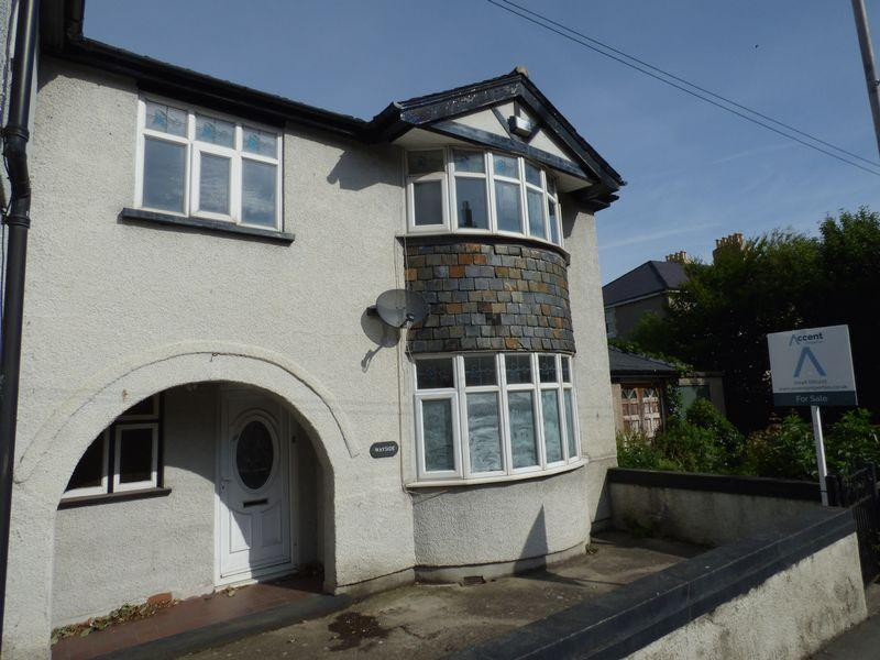 3 Bedrooms House for sale in Wayside, Conway Road, Penmaenmawr LL34 6BH