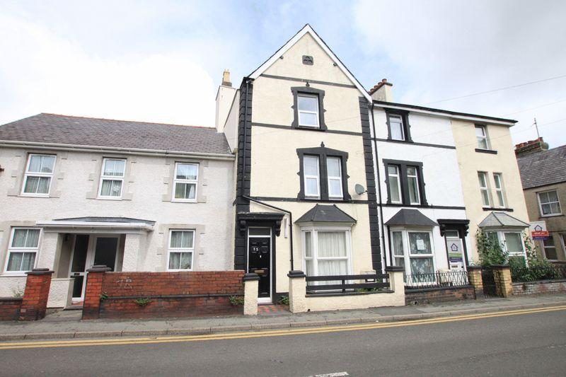 5 Bedrooms Terraced House for sale in Bangor, Gwynedd